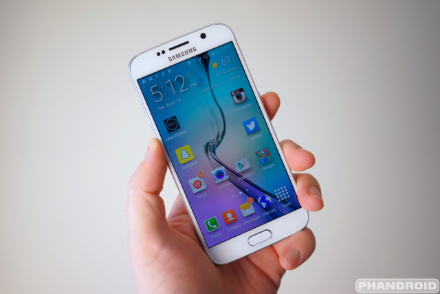 Samsung Galaxy S6 DSC09336