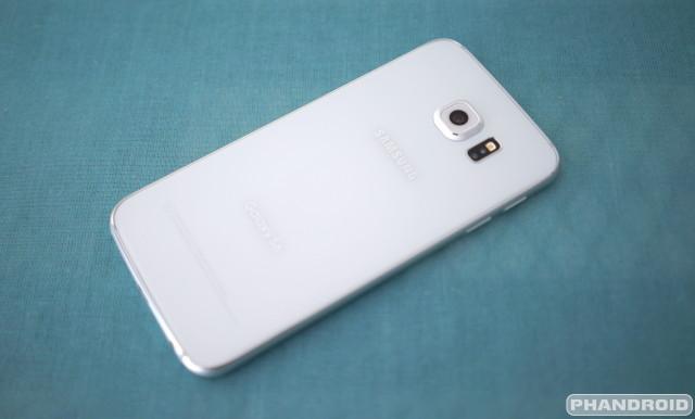 Samsung Galaxy S6 DSC09339