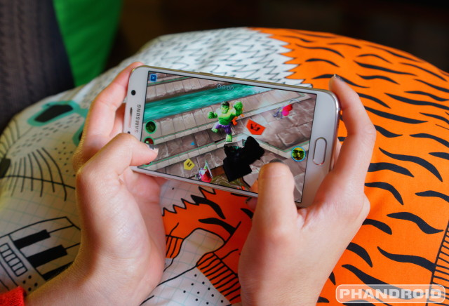 Samsung Galaxy S6 DSC09385