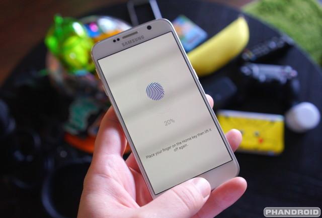 Samsung Galaxy S6 DSC09415
