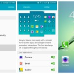 Samsung Galaxy S6 Easy Mode