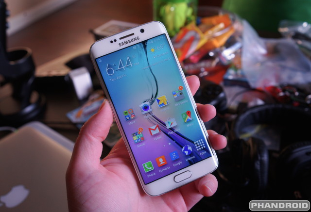 Samsung Galaxy S6 Edge DSC09193