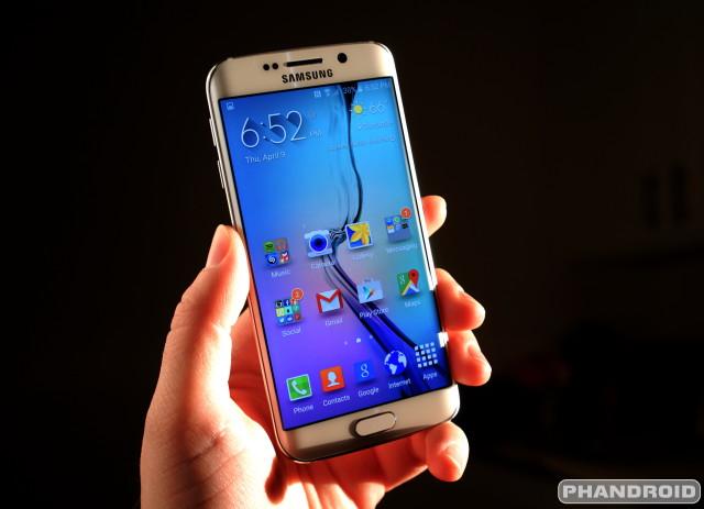 Samsung Galaxy S6 Edge DSC09206