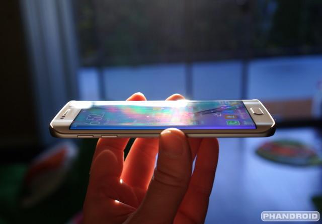 Samsung Galaxy S6 Edge DSC09207