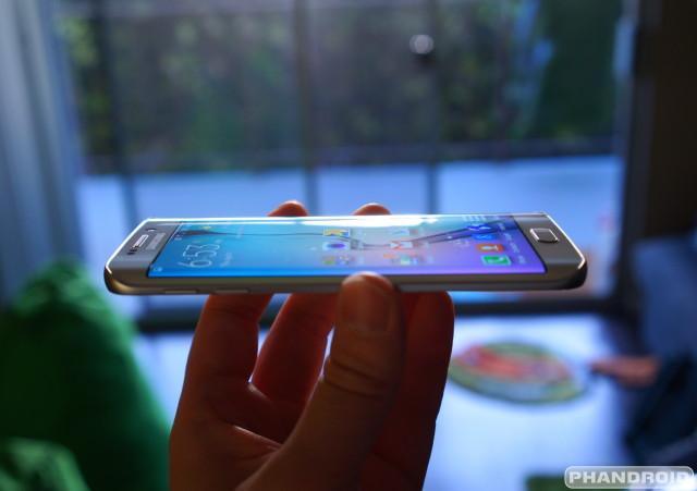 Samsung Galaxy S6 Edge DSC09208