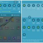 Samsung Galaxy S6 Quick Settings 1