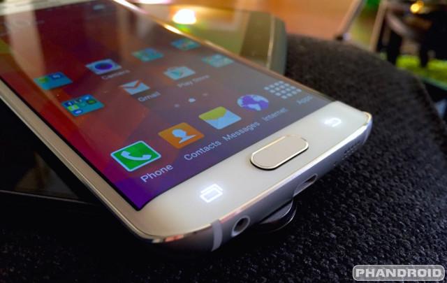 Samsung Galaxy S6 Touchlight keys