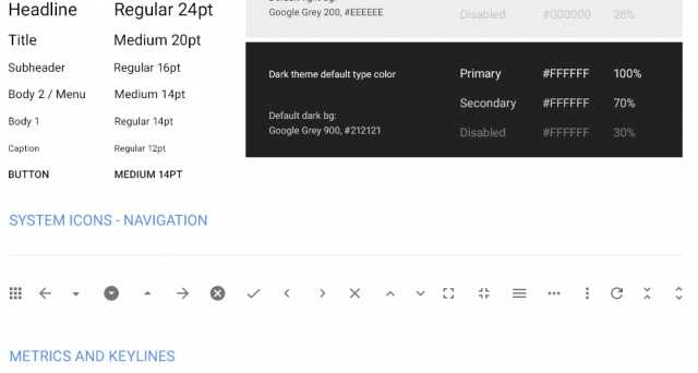 After Affects Material Design