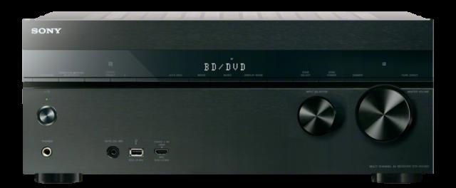 Sony AV Receiver 2015