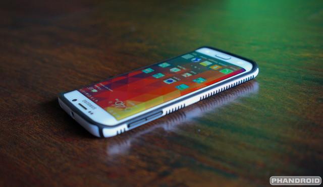 Speck CandyShell Grip Galaxy S6 Edge case DSC09492