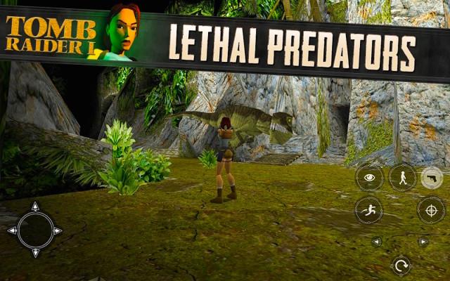 Tomb Raider screen shot 1