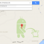 google maps android pissing on apple