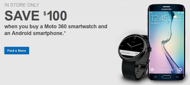 moto 360 smartphone sale