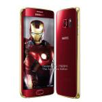 Iron Man edition Samsung Galaxy S6 Edge