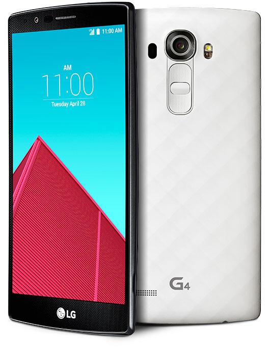 LG G4 White Ceramic