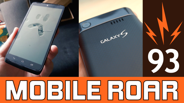 Mobile Roar 93: Frozen phones, LG G4 launch date, Asus Zenfone 2, and more!