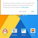 TrueCaller - First Time User Headsup Opt Out
