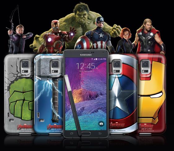 avengers case note 4