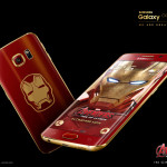 iron man galaxy s6 1