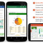 microsoft office for android phones preview