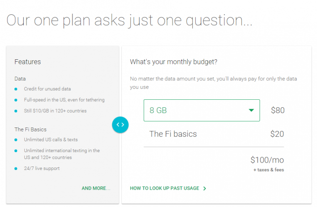 project fi signup 2