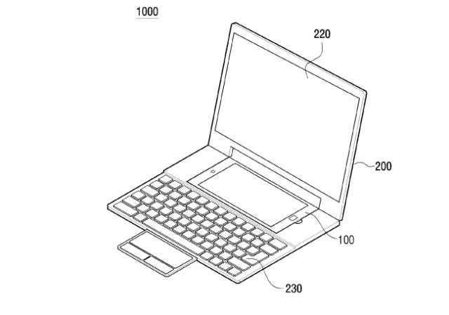 samsung laptop dock patent 2
