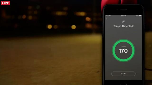 spotify-detect-tempo