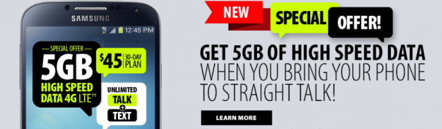 straight talk 5gb offer