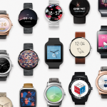 Android Wear 17 new watch faces Google Play