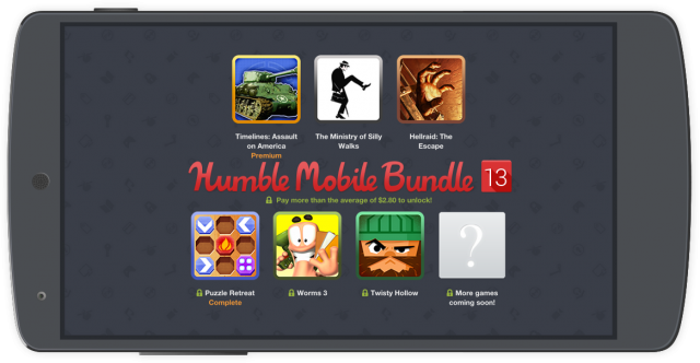 Humble Mobile Bundle 13