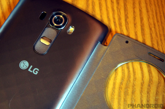 LG G4 Quick Circle wireless