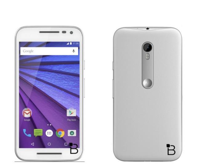 Motorola Moto G 2015 3rd Gen