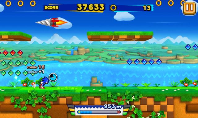 Sonic Runner 1