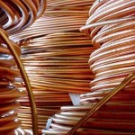 Verizon copper cable coils