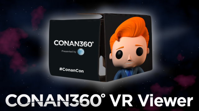 conan360 vr viewer