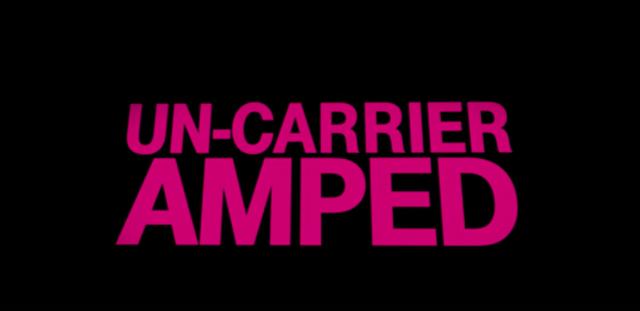 un-carrier amped