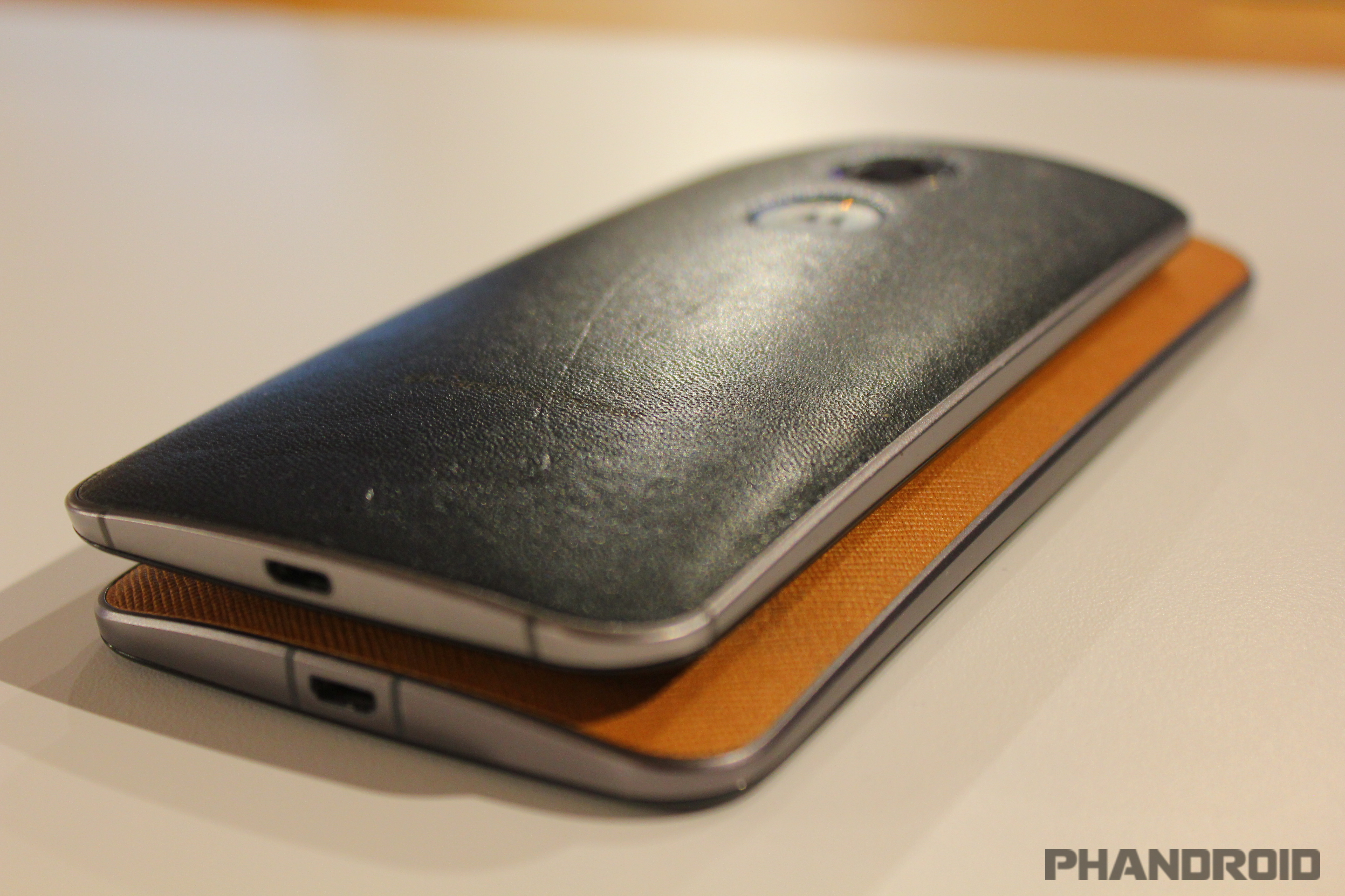 The Moto X Style will be available in September. Motorola will offer a ...