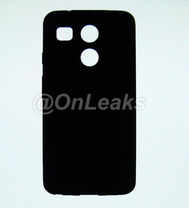 Nexus 5 2015 back cover leak
