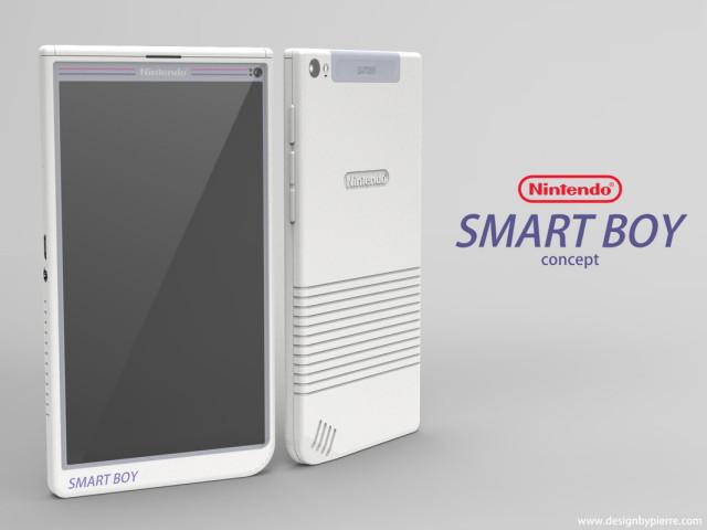 Nintendo Smart Boy concept 1