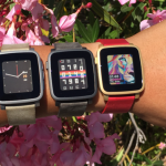 Pebble Time Steel colors