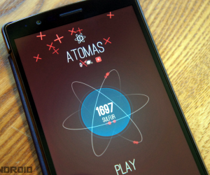 'Atomas' is sciencey fun