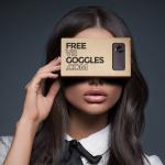 free VR goggles