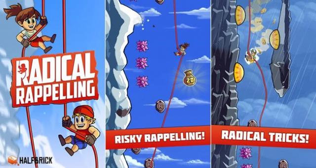 radical rapelling