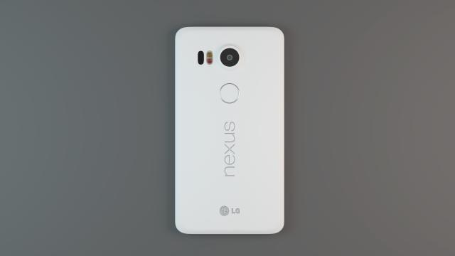 Nexus 5 2015 concept