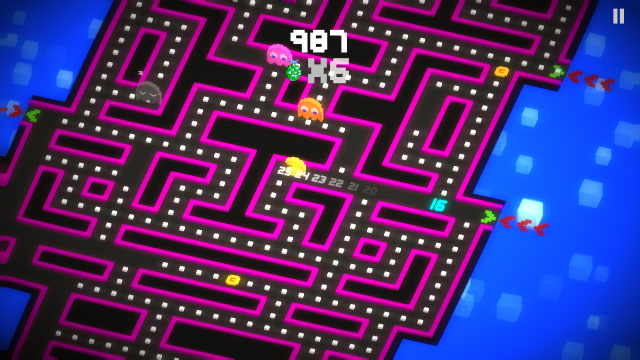PAC-MAN 256 level 1