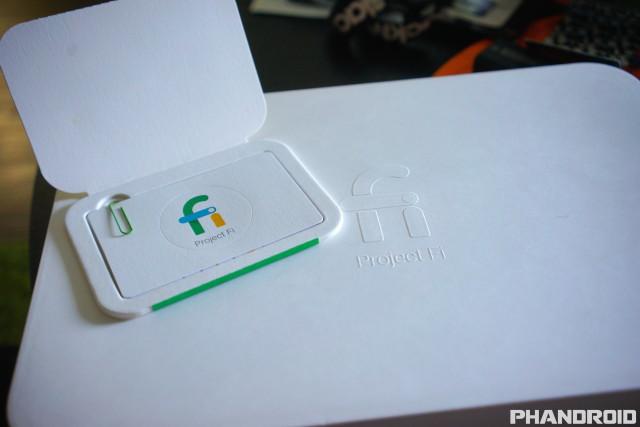 Project Fi SIM DSC09808