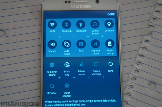 Samsung-Galaxy-Note-5-toggles