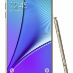 Samsung-Galaxy-Note5_front-with-spen_Gold-Platinum