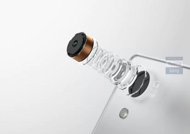 Sony Xperia Z5 камера
