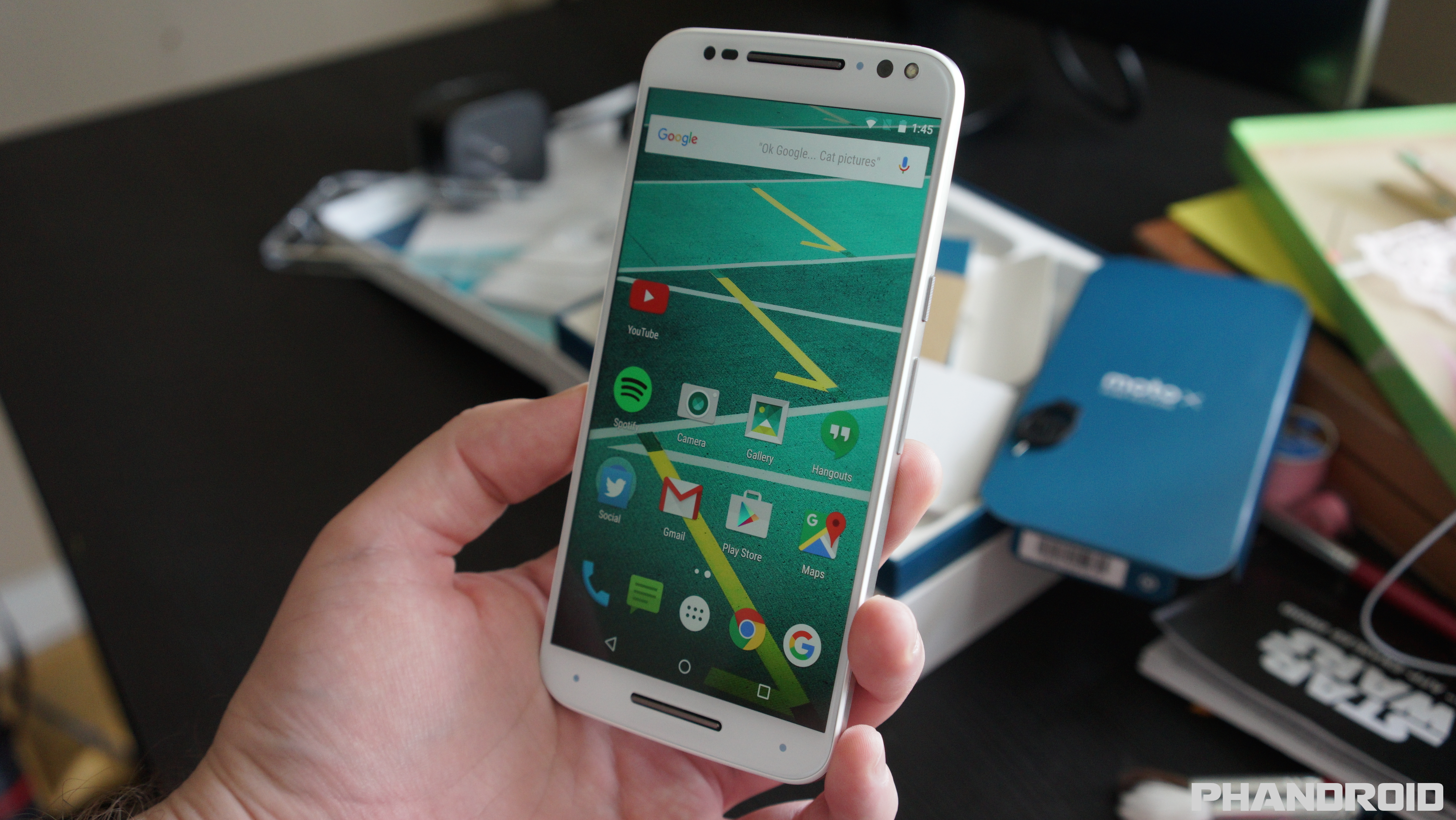 Phone Pure Android Phones motorola slashes the moto x pure edition to as low 300